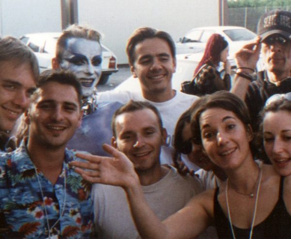 BOREALIS 1997 HappyTeam