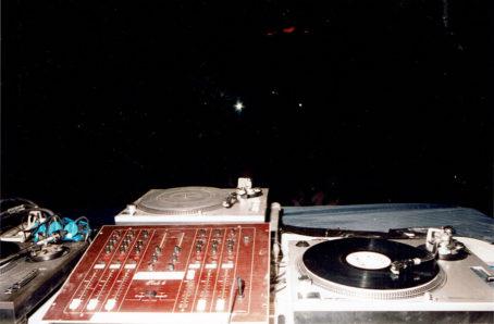 Borealis 94 Dj set up