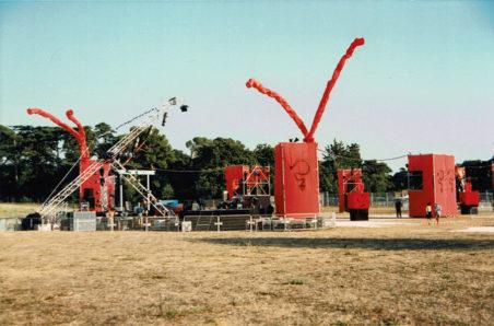 Borealis 98 Techno Stage