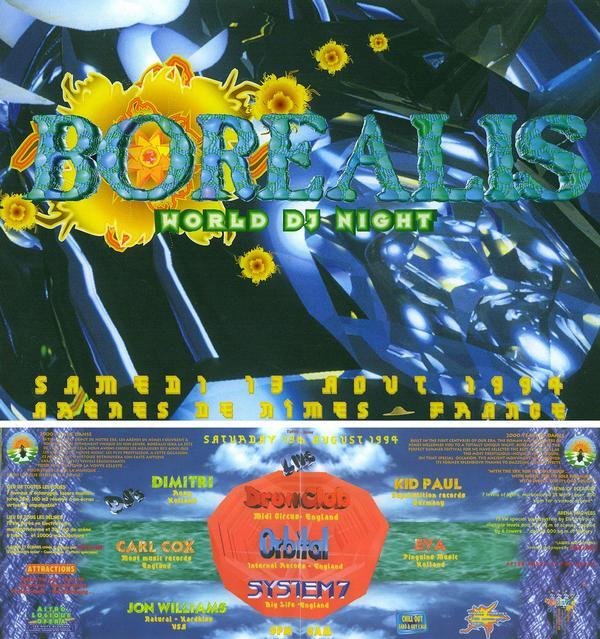 borealis 94