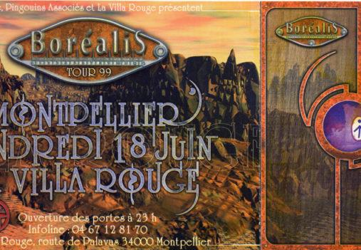 borealis tour mtp 2