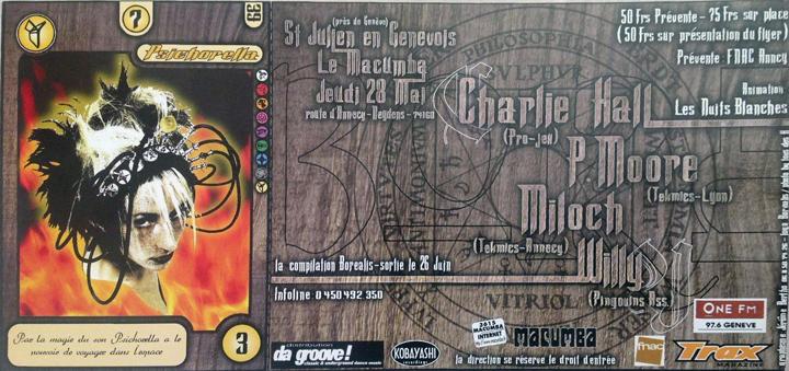 borealis tour 97