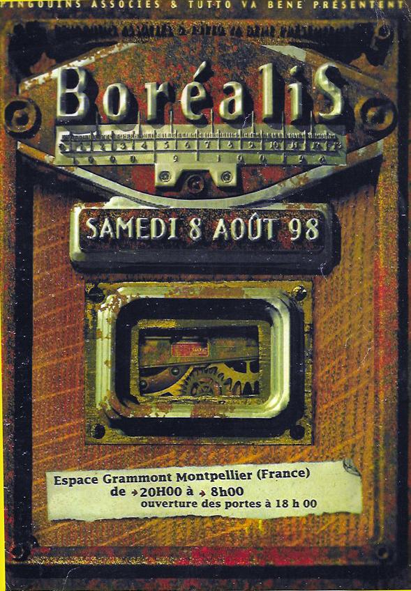 dossier boréalis 98