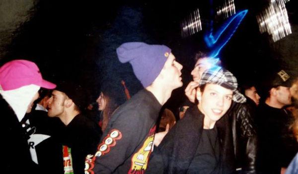 Nostromo Rave-Paris-1993