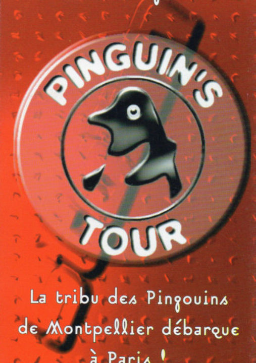 pinguins tour Rex