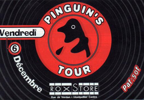 pinguins tour roxtore