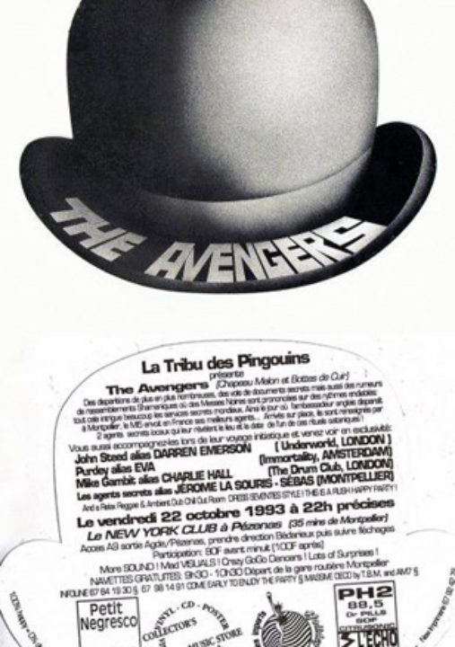 the avengers la tribu des pingouins