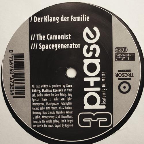 3 Phase featuring Dr. Motte - Der Klang Der Familie