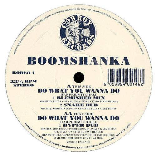 Boomshanka - Do What U Wanna Do (Hyper Dub)