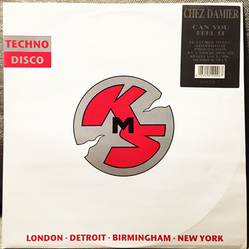 Chez Damier - Can You Feel It (New York Dub)