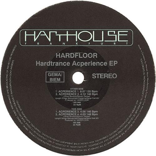 Hardfloor – Hardtrance Acperience EP
