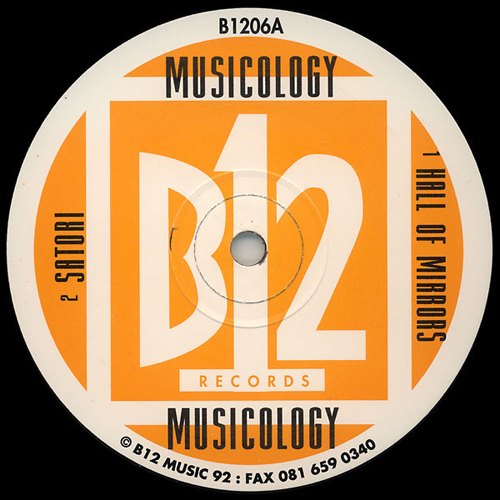 Musicology - Hall Of Mirrors