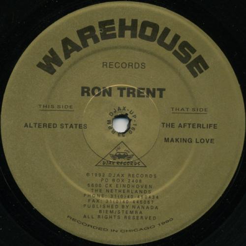 Ron Trent - Altered States