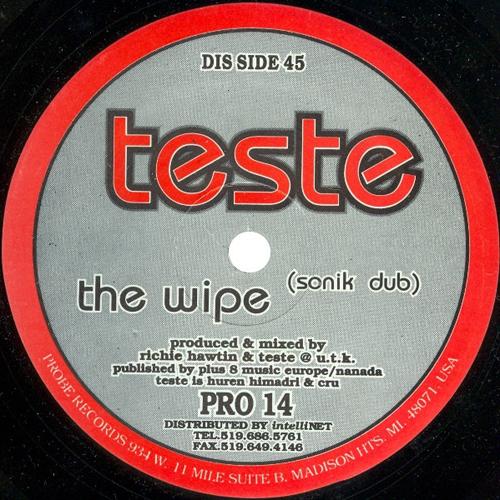 Teste – The Wipe