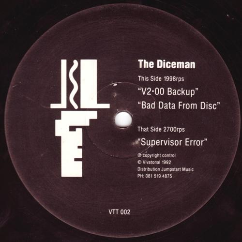 The Diceman - Supervisor Error