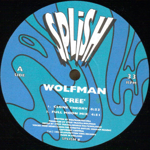 Wolfman - Free