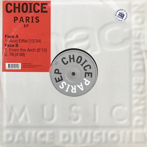 Choice – Paris EP