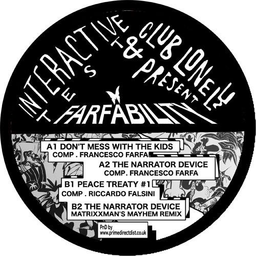 Francesco Farfa - The Narrator Device