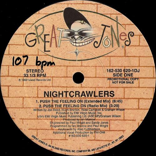 Nightcrawlers – Push The Feeling On