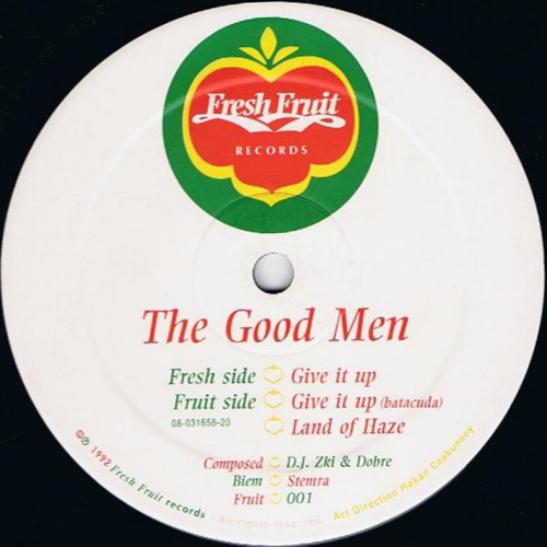 The Good Men – Give It Up