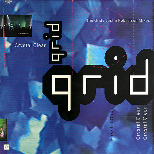 The Grid - Crystal Clear (456 Mix)