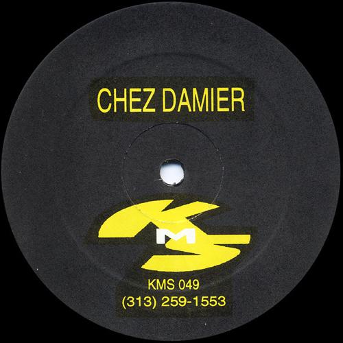 Chez Damier - Untitled (Side B1)