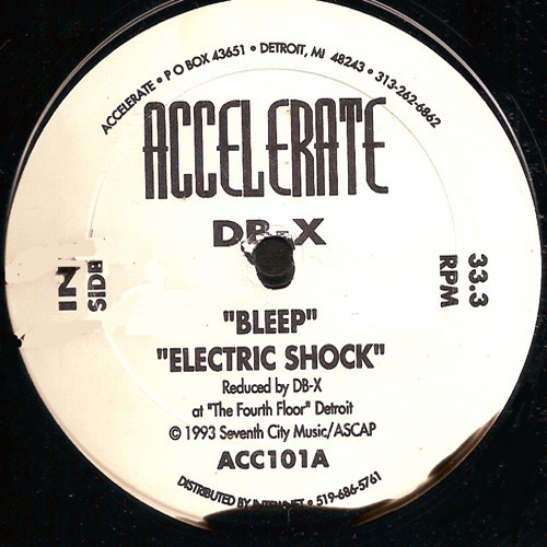 DBX - Electric Shock