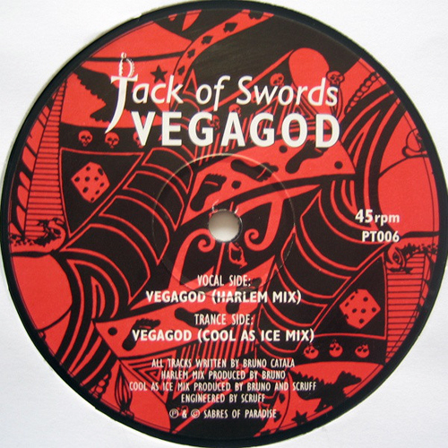 Jack of Swords - Vegagod (Cool As Ice Mix