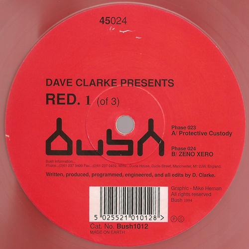 Dave Clarke - Zeno Xero