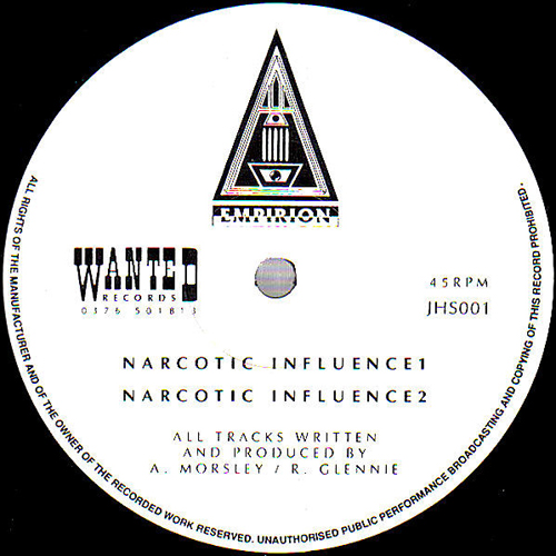 Empirion - Narcotic Influence