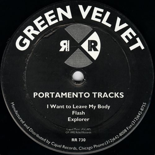 Green velvet-i want to leave my body