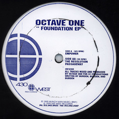 Octave One – Empower