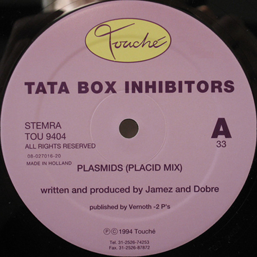 Tata Box Inhibitors - Plasmids (Placid Mix)