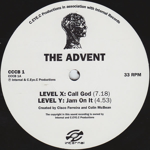 The Advent - Call God