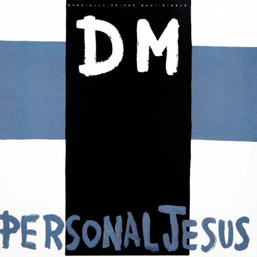 "Depeche Mode - Personal Jesus (12"" Pump Mix)"