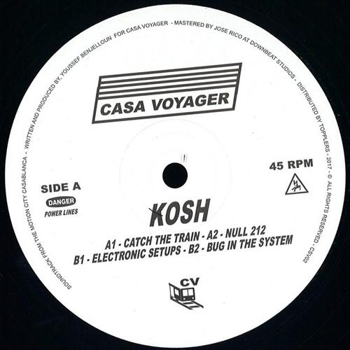 Kosh - Electronic Setups