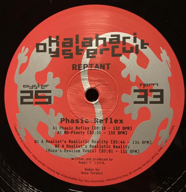 Reptant – Phasic Reflex